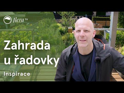 Zahrada u řadovky | Inspirativní zahrada | Flera TV
