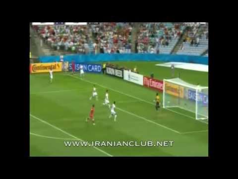 فيديو هدف مباراة المنتخب الإيراني