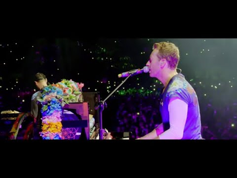 Coldplay - Paradise (Live in São Paulo)