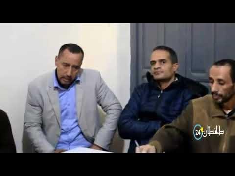فيديو ..جمع استثنائي للمنظمة الديمقراطية للشغل بالطنطان