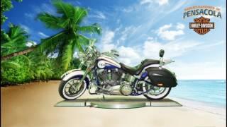 8. 2014 Harley-Davidson CVO Softail Deluxe