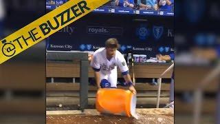 Watch this failure of a Gatorade bath by @The Buzzer