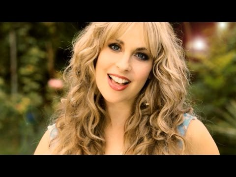 Candice Night: Once In A Garden (2015, official clip)