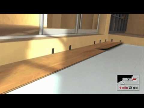 Poradnik-układanie paneli lamninowanych