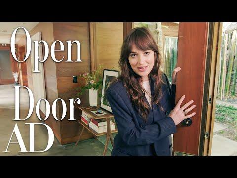 Inside Dakota Johnson's Serene Hollywood Home   Open Door   Architectural Digest