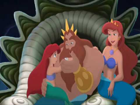 Ariel - Clips from: The Little Mermaid 3: Ariel's Beginning Song: River Flows In You by Yiruma. PS OMG, sooooo many views! Sooooo many comments! And sooooo many like...