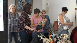 Leche materna para salvar pequeñas vidas