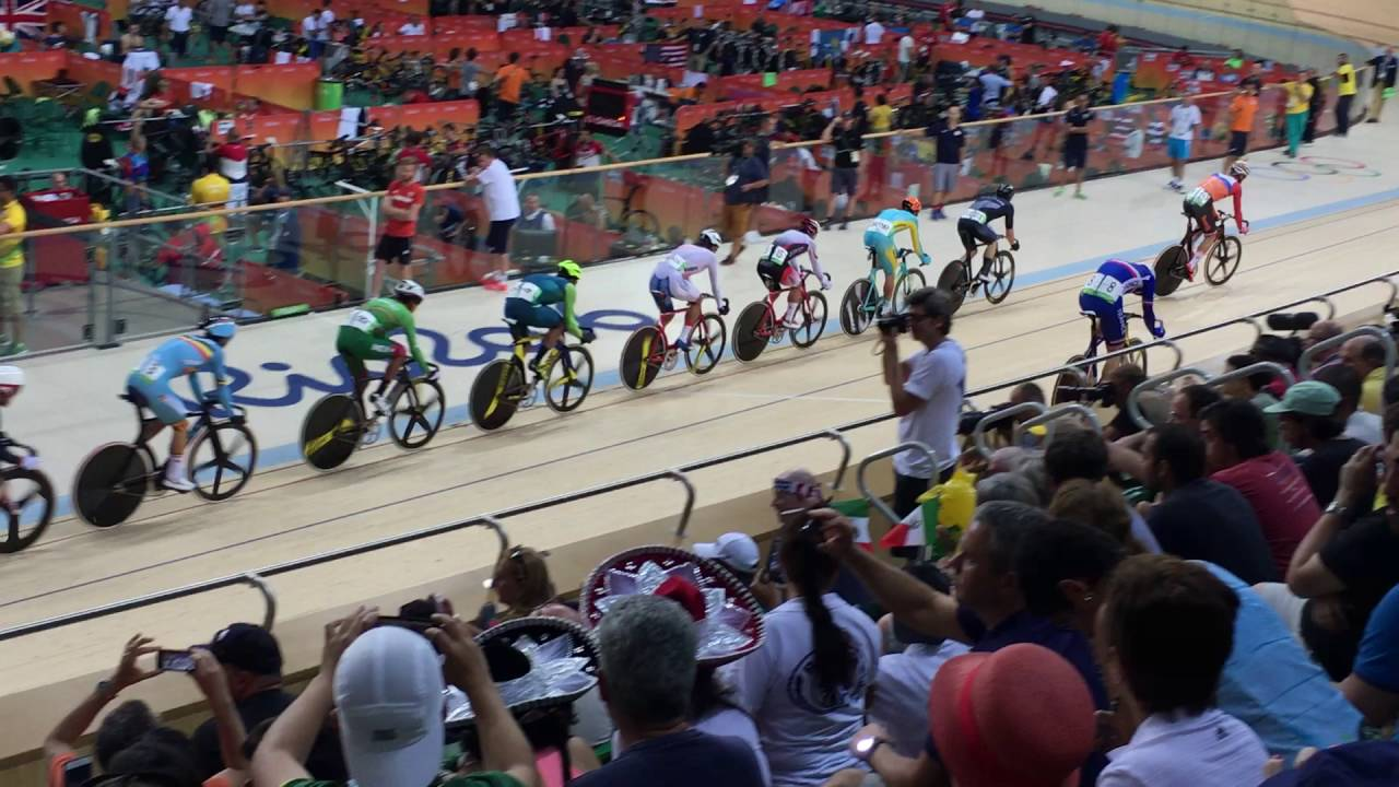 Rio Olympics 2016 (Olympic Arena Velodrome) (Track cycling) (Aug 14)     IMG 7870