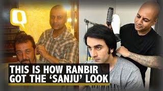 Video Hairstylist Aalim Tells Us How Ranbir Grew His Hair for 'Sanju' MP3, 3GP, MP4, WEBM, AVI, FLV Oktober 2018