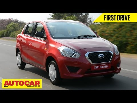video review - The Datsun brand is back & the first of its cars to be launched in India and the world is the new Go hatchback. Click the link to read the full review on our...