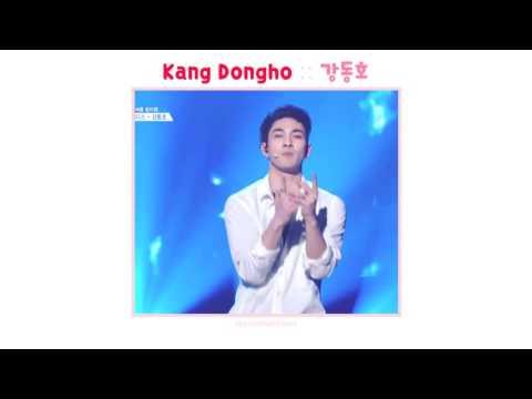 [PRODUCE101 SEASON2] Team Battle Mission: Kang Dongho - Boy In Luv (видео)