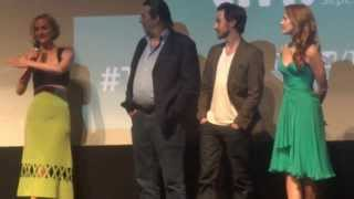 """TIFF 2013 """"The Disappearance of Eleanor Rigby: Him & Her"""" Q & A (2)"""
