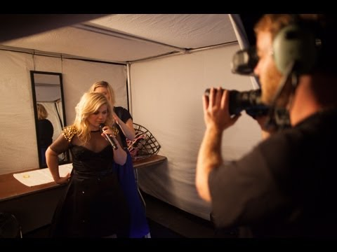 Kelly Clarkson – Behind The Scenes Intro: KCM5 Honda Civic Tour
