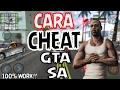 Cara Cheat Gta Sa Tanpa Root + Cara Ubah/Nambah Watermark Di Android -Special 500 Subscribe