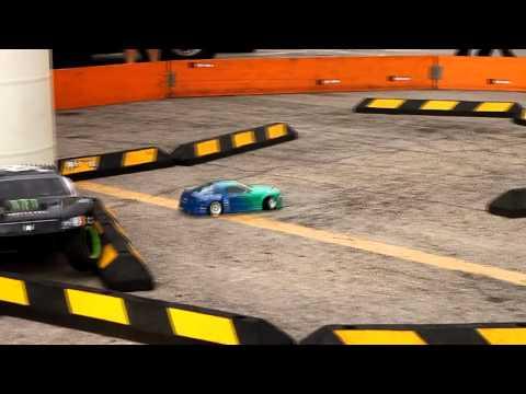 Fatlace x Slammed Society Showcase x Formula Drift x Las Vegas 2011