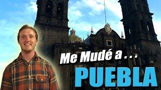 Puebla Mexico  City new picture : ¡ME MUDÉ A PUEBLA! | Kieran Reade - Británico en México