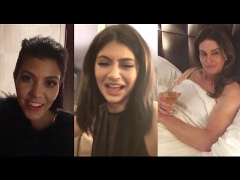 This Man Picks Caitlyn Jenner Over Kourtney Kardashian!! (VIDEO)