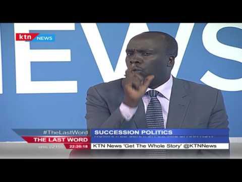LAST WORD: Succession politics as Senators eye Governors seats, 28th June 2016 Part 1
