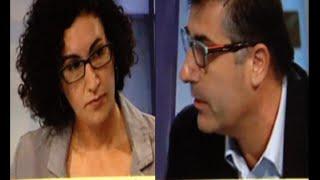 La portavoz de ERC incluso reconoce 3 veces que es española. No se pierdan el combate de Joan López Alegre con Marta Rovira. Sabrán por qué el ...