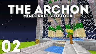 •The Archon Skyblock - Ep. 2: EASY MONEY! (Minecraft 1.13.2)•