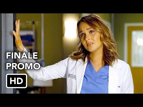 Grey's Anatomy 13.09 Preview