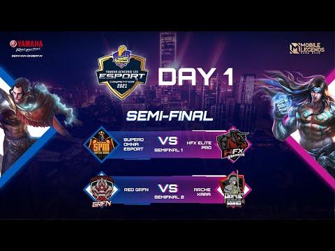 Live Streaming Semi Final Babak Semi Final YGEC 2021