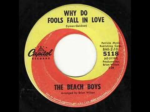 Video de Why Do Fools Fall in Love de The Beach Boys
