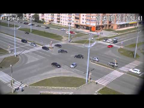 Авария в Городе Абкана