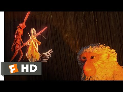 Kubo and the Two Strings (2016) - You Are My Quest Scene (7/10) | Movieclips