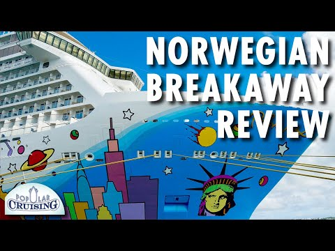 BREAKAWAY - http://www.PopularCruising.com -- Enjoy Popular Cruising's cruise ship review of the Norwegian Breakaway from Norwegian Cruise Line as we evaluate the Peter ...