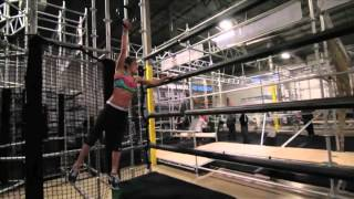 Kacy Catanzaro Alpha Warrior - YouTube