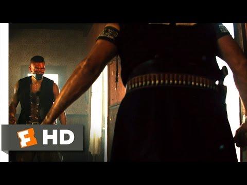 The Magnificent Seven (2016) - Comanche Fight Scene (8/10)   Movieclips