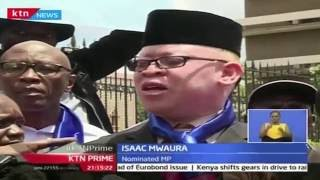KTN Prime: Kenya For The First Time Today Commemorated The International Intersex Awareness Day