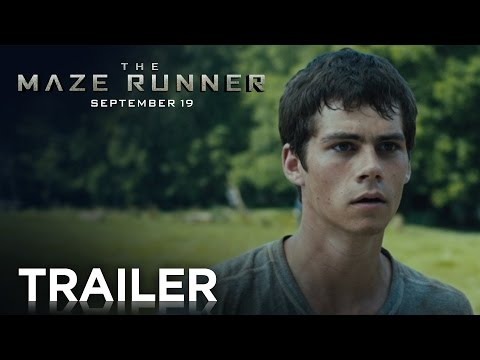 official trailer - The mysteries of the Maze hold them hostage. Watch the new trailer for The Maze Runner now! When Thomas (Dylan O'Brien) wakes up trapped in a massive maze with a group of other boys, he has...