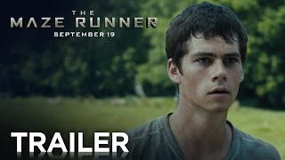 The Maze Runner | Official Trailer 2 [HD] | 20th Century FOX - YouTube