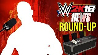WWE 2K18 News Round Up: NEW SUPERSTAR REVEALED, Commentary Update, & Recap! [#WWE2K18News]...Hit The LIKE! 👍🏼 & Turn ON Notifications🛎► Follow Me!• Twitter - https://twitter.com/MachoT_YT💪 JOIN ME! HELP ME REACH ➡️  50,000 ⬅️ SUBSCRIBERS!SUBSCRIBE! For WWE 2K Games + WWE News & Rumors!In this video I have News coverage of WWE 2K18, the next WWE Game...Join Me to be UPDATED on all News/Rumors/Info, & Announcements heading into the release of the game!► Popular Playlist! WWE 2K18 News Playlist:•https://goo.gl/AUesTnChannel Description:• All Things WWE & WWE 2K Games. Multiple News & Rumors Round-Up Episodes throughout the week, keeping you guys up to date on all the News & Rumors in Wrestling, leading up to Raw, Smackdown, NXT, & PPVs like Wrestlemania! Also WWE 2K17 Content & Upcoming WWE 2K Games, WWE 2K18 News!►For WWE News/Rumors & WWE 2K18 Content, Updates, & Tutorials • SUBSCRIBE! - https://www.youtube.com/c/DRsMachoTThank You For Watching!- Macho T
