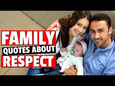 Family Quotes About Respect  Inspirational Quotes