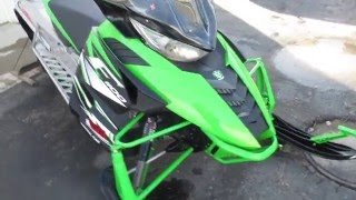 9. 2012 Arctic Cat F1100 Turbo Sno Pro For Sale Parting Out Only, Not Entire Machine