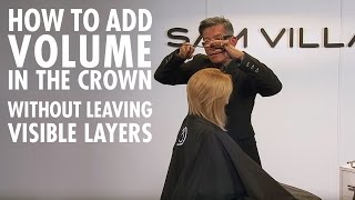 Video How to add volume in the crown without any visible layering MP3, 3GP, MP4, WEBM, AVI, FLV Agustus 2019