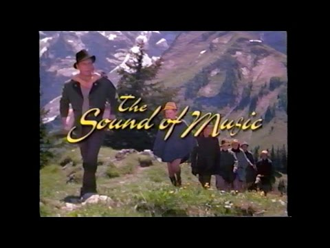 THE SOUND OF MUSIC MOVIE TRAILER [VHS] 1965/1996