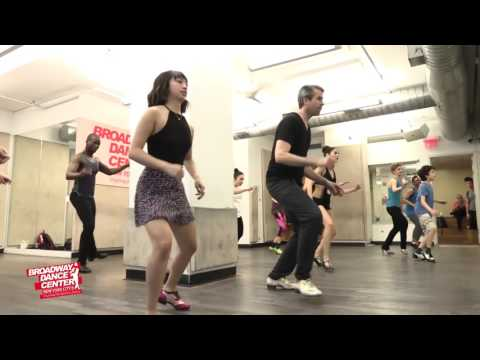 Advanced Beginner Tap with Ray Hesselink | BROADWAY DANCE CENTER #bdcnyc