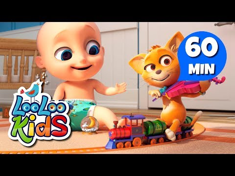 Hey Diddle Diddle Video Songs Collection for Baby – LooLoo Kids