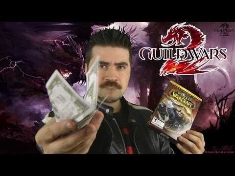 GW2 - Visit my Website to Rate Guild Wars 2, 1-10! http://angryjoeshow.com/2012/09/guild-wars-2-angry-review/