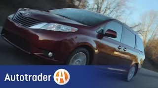 2013 Toyota Sienna: Totally Tested Review - AutoTrader