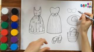 Dạy bé học tập vẽ váy thời trang quần áo mũ giày dép  Day be hoc tap ve vay thoi trang  Dạy bé họchttps://youtu.be/Ax2bhSzOw8sXem thêm các clip mới: https://www.youtube.com/channel/UCkOHKrNgvdZABG2EJ0SATwQ/videosPlaylist TRÒ CHƠI TRẺ EM: https://goo.gl/Ay8x12Playlist DẠY BÉ HỌC TOÁN: https://goo.gl/WUpoY8Playlist DẠY BÉ BIẾT ĐỌC SỚM: https://goo.gl/tgbjQtPlaylist BÉ NẶN ĐẤT SÉT: https://goo.gl/9QHSScPlaylist DẠY BÉ HỌC NÓI: https://goo.gl/iCQ9eDDẠY BÉ HỌC là kênh tổng hợp nhiều clip các bài học đơn gian về chữ, số, vần, toán, hình, màu sắc cơ bản ban đầu cho con trẻ em. Các mẹ có thể cho các con theo dõi để học tập, phát triển nhận biết sớm nhé!Các mẹ cùng các con đừng quên like , comment , share để thêm nhiều bạn nhỏ được tiếp cận nhé!Cảm ơn các bạn đã theo dõi và ủng hộ.© Bản quyền thuộc về DẠY BÉ HỌC Channel