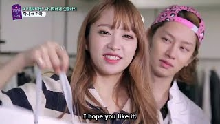 Video [Eng Sub]EXID Hani/funny cuts from A Style For You EP.8 MP3, 3GP, MP4, WEBM, AVI, FLV April 2019