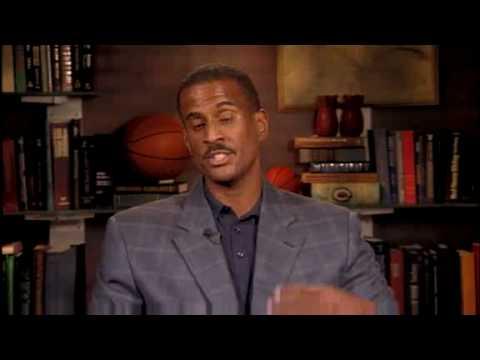 David Aldridge Interview - about Iverson being traded