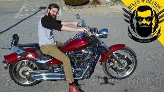 9. Yamaha's 1900cc Harley Davidson Killer
