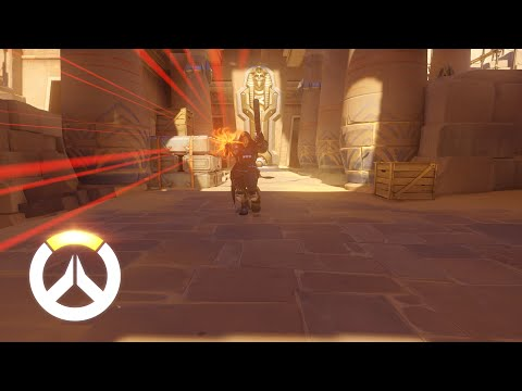 Overwatch - Reaper Gameplay Preview