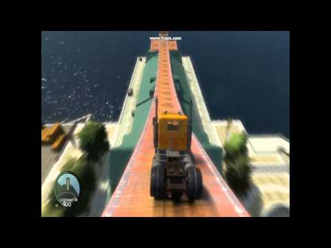 Gta iv huge jump!